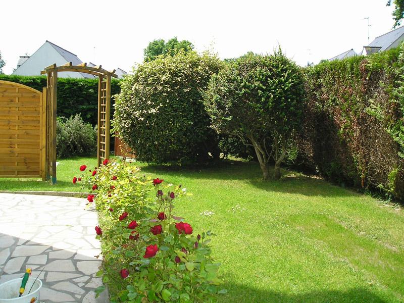 Maison saint lunaire location lamailou - Photo de jardin de maison ...